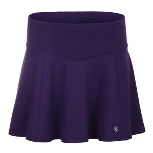 Women`s Mavis 14 Inch Tennis Skort Boysenberry