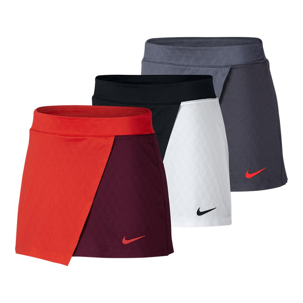 9df291876 Nike Women's Maria Court Premier 13 Inch Tennis Skort