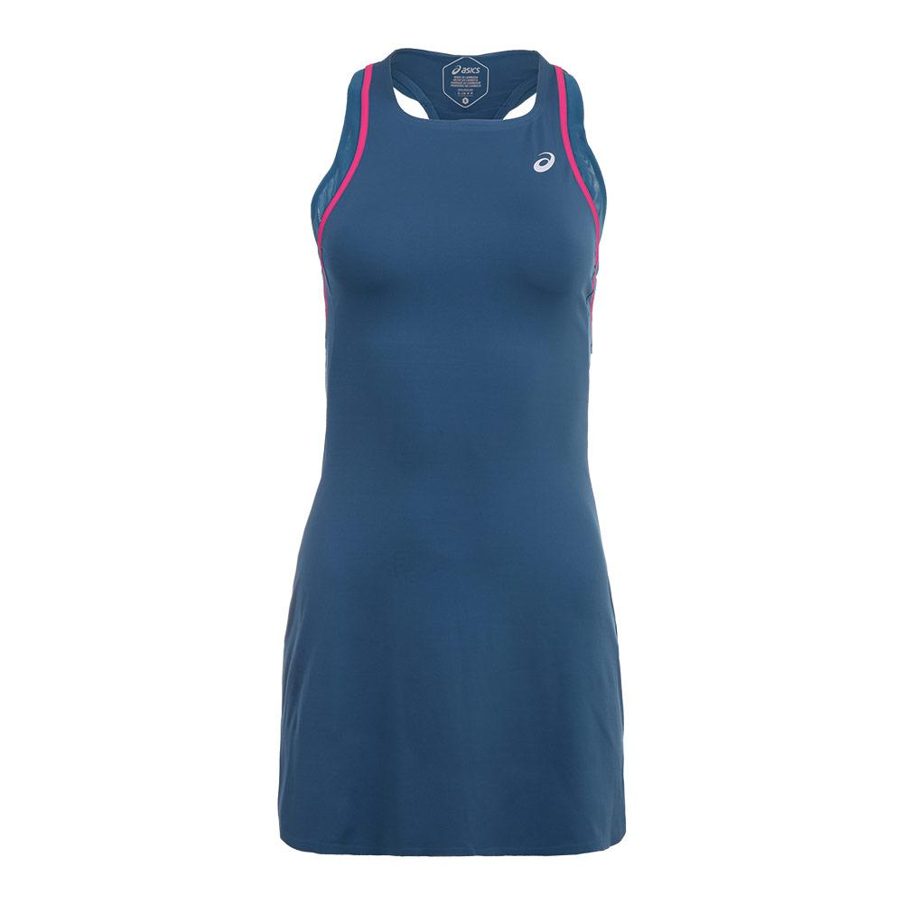 Women's Gel- Cool Tennis Dress Azure