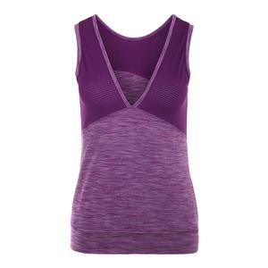 Women`s Aim Tennis Tank Violet Heather