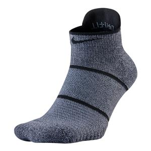 Court Essentials No-Show Tennis Socks Gridiron and Slate