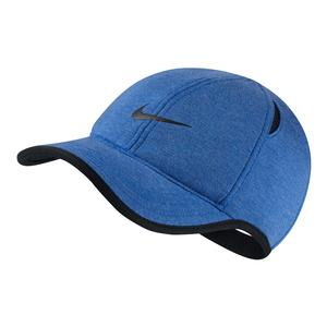 AeroBill Featherlight Premium Tennis Cap Light Game Royal Heather