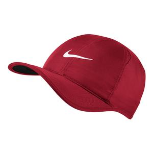 Court AeroBill Featherlight Tennis Cap Gym Red