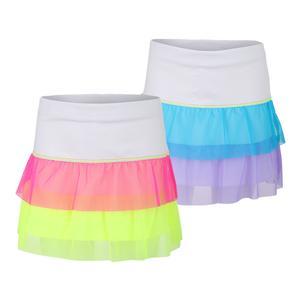 Girls` Flippy Mesh Tennis Skirt