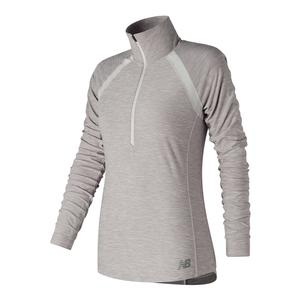 Women`s Anticipate Half Zip Tennis Top