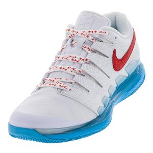 Men`s Kei Nishikori Vapor X LTR Tennis Shoes