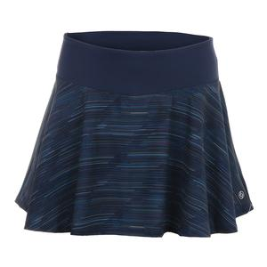 Women`s Highline 13 Inch Tennis Skort Prism Print