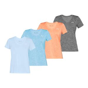 Women`s UA Tech Twist V-Neck Top