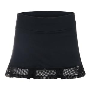 Women`s Fate Tennis Skirt Black