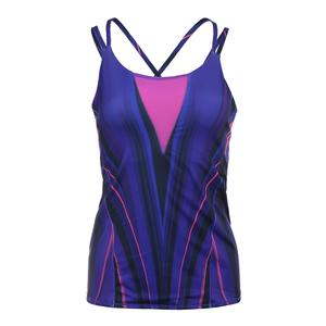 Women`s Tennis Cami Ultraviolet