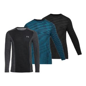 Men`s Seamless Long Sleeve Top