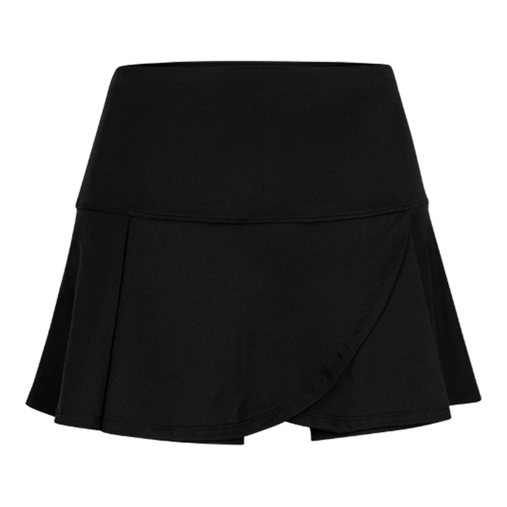 Women's Lilo 13.5 Inch Tennis Skort Black