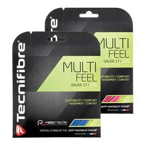 Multi-Feel Tennis String