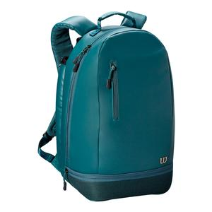 Women`s Minimalist Tennis Backpack Green
