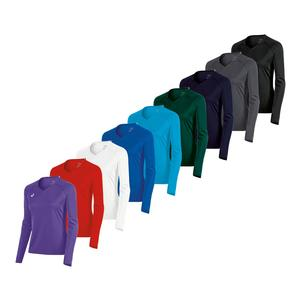 Women`s Circuit 8 Warm-Up Long Sleeve