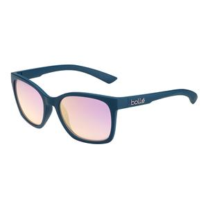 Ada Sunglasses Matte Blue and Gradient Pink
