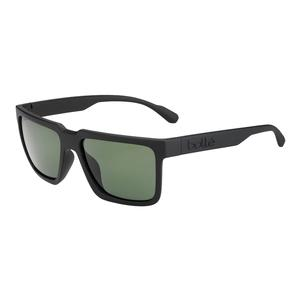 Frank Polarized Sunglasses Matte Black and Axis
