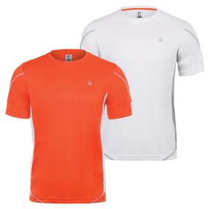 Men`s Advantage Colorblocked Tennis Crew