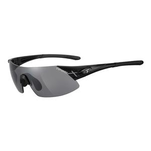 Podium XC Sunglasses Matte Black with Smoke Lenses