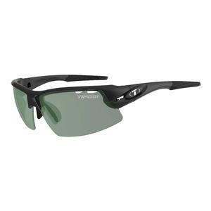 Crit Tennis Sunglasses Matte Black with Smoke Lenses