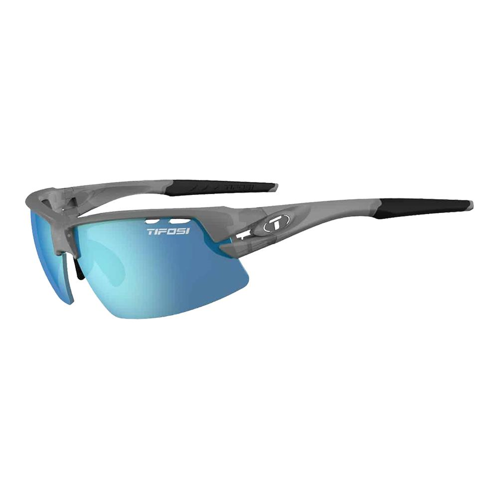 Crit Polarized Sunglasses Matte Smoke With Enliven Off- Shore Lenses