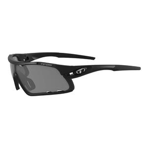 Davos Sunglasses Matte Black with Smoke Lenses
