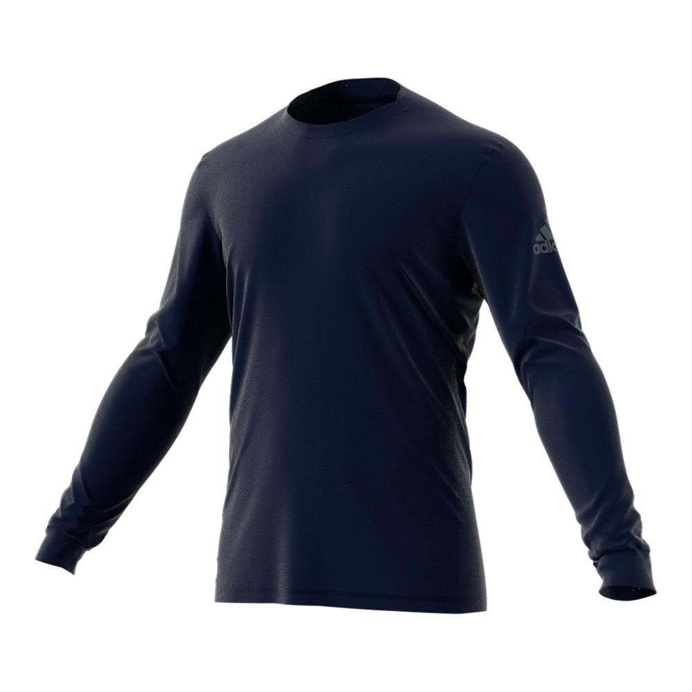 Men's Long Sleeve Tennis Top Legend Ink
