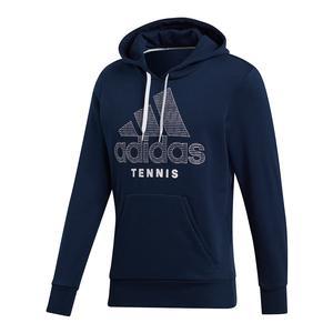 Men`s Category Graphic Tennis Hoody Collegiate Navy