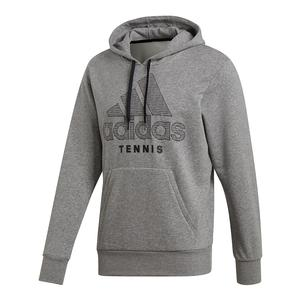 Men`s Category Graphic Tennis Hoody Core Heather