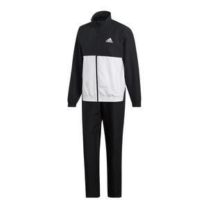 Men`s Club Tracksuit Black and White