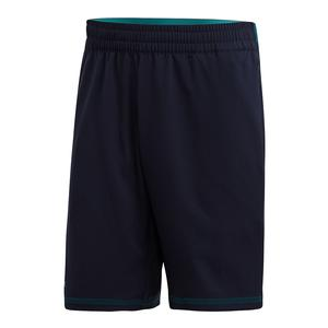 Men`s Parley 9 Inch Tennis Short Legend Ink