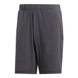 Men`s MatchCode 9 Inch Tennis Short Dark Grey Heather