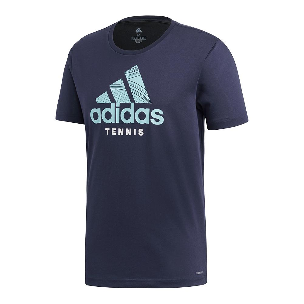 Men's Category Graphic Tennis Tee Legend Ink