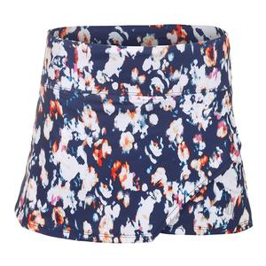 Women`s Fly 13 Inch Tennis Skort Monet Modern Print