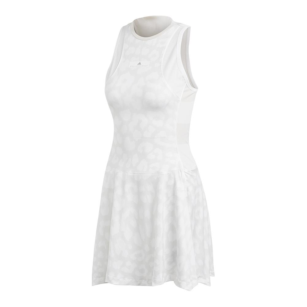 f2c861d5435 adidas Women's Stella McCartney Court Tennis Dress in White