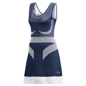 Women`s Stella McCartney Court Clubhouse Tennis Dress Night Indigo