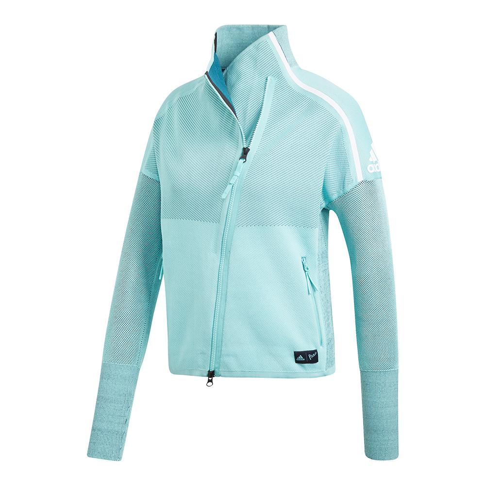 bcbce655bfb ADIDAS ADIDAS Women s Parley Zone Heartracer Tennis Jacket