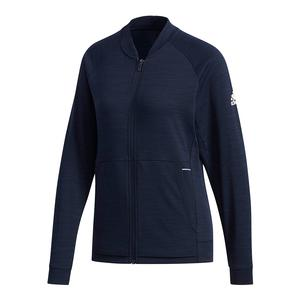 Women`s Knit Tennis Jacket Legend Ink