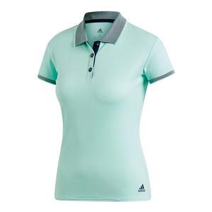 Women`s Club Tennis Polo Clear Mint