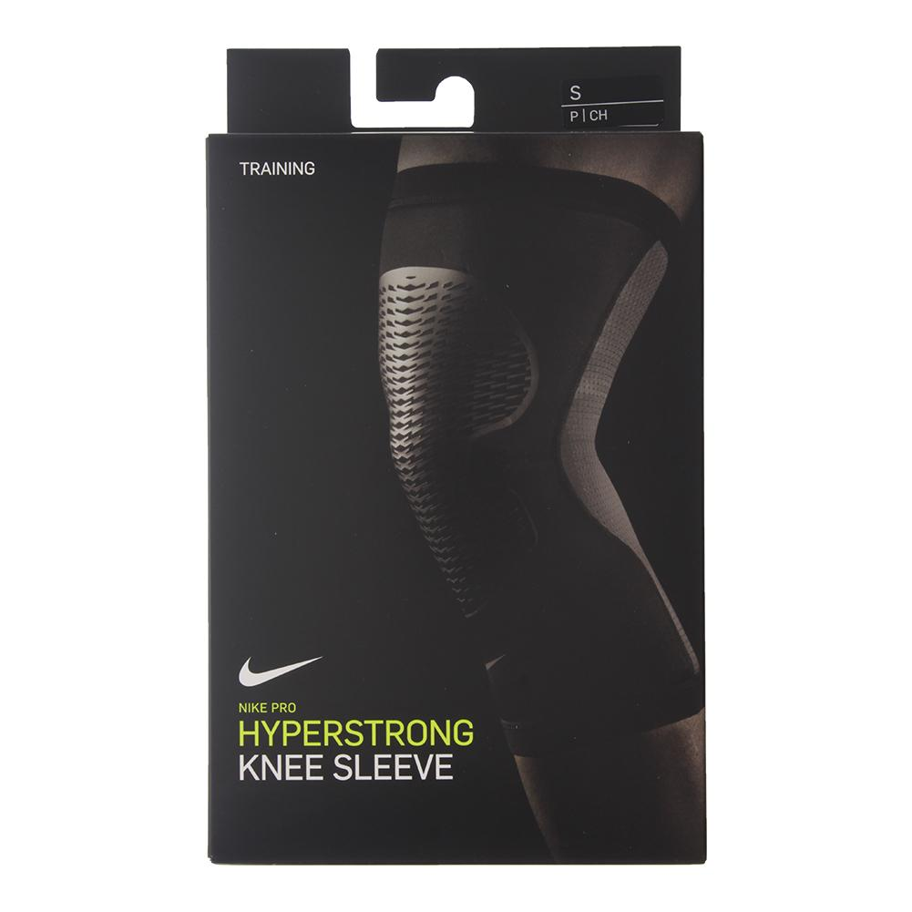 Pro Hyperstrong Knee Sleeve 3.0 Black And Dark Grey