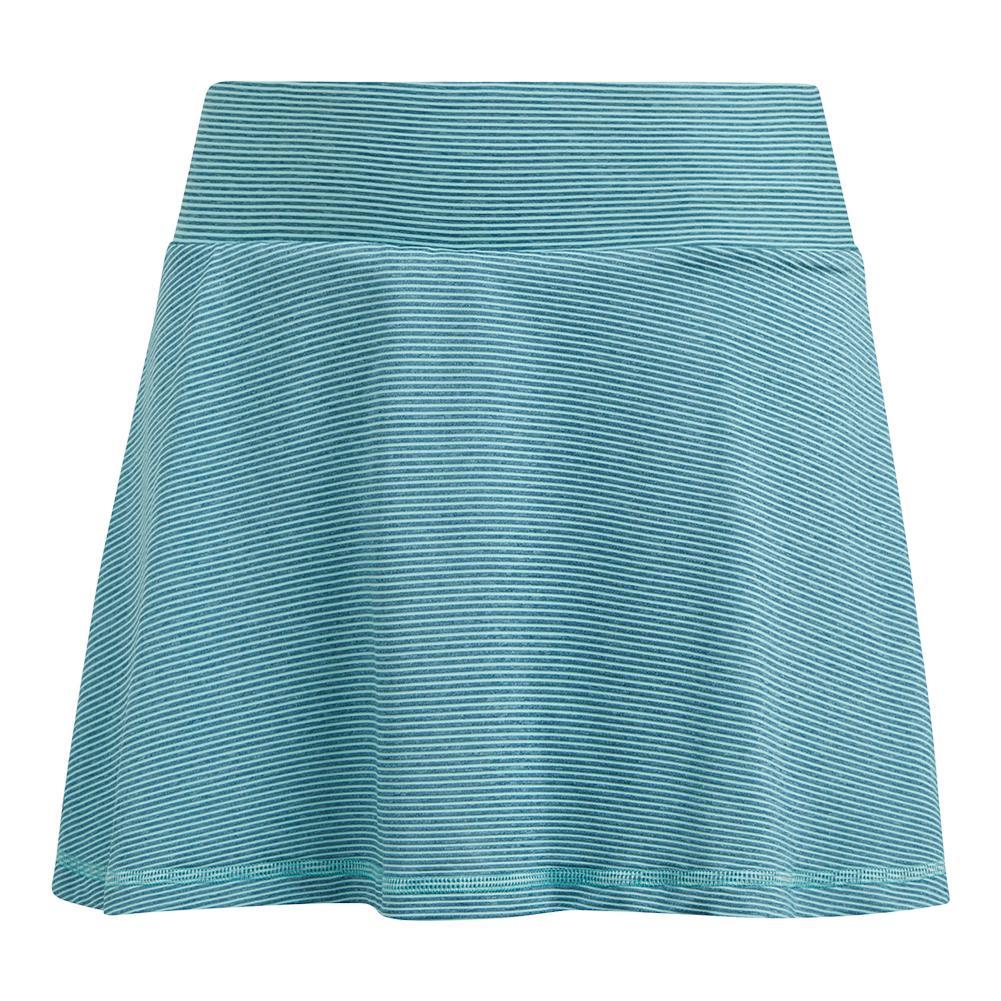 60b96702c24 adidas Women's Parley Tennis Skirt in Blue Spirit