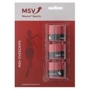 Cyber Wet Tennis Overgrip 3 Pack RED