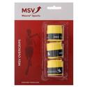 Cyber Wet Tennis Overgrip 3 Pack YELLOW