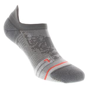 Women`s Silver Tiger Tab Socks Grey