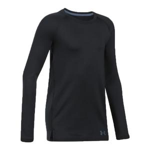 Girls` ColdGear Long Sleeve Crew