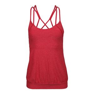 Women`s Free Spin Tennis Tank III Hybrid Red