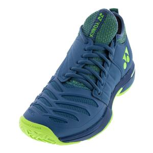 Men`s Power Cushion Fusionrev 3 Tennis Shoes Navy