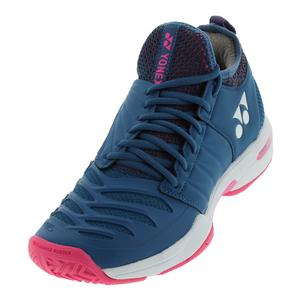 Women`s Power Cushion Fusionrev 3 Tennis Shoes Navy/Pink