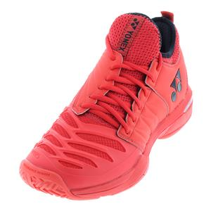 Men`s Power Cushion Fusionrev 3 Tennis Shoes Red