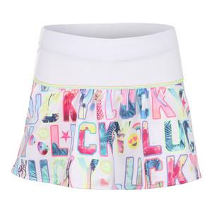 Girls` Tennis Skort Lucky Revolution